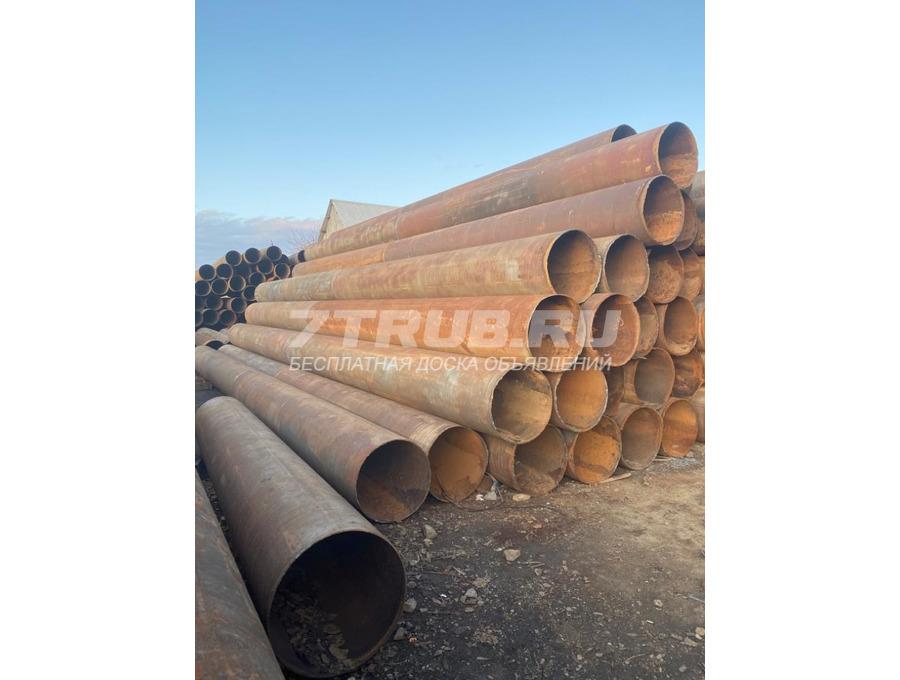 Выкупаем трубы с демонтажа разных диаметров
