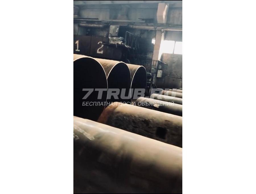Труба стальная из обечаечной стали в изоляции