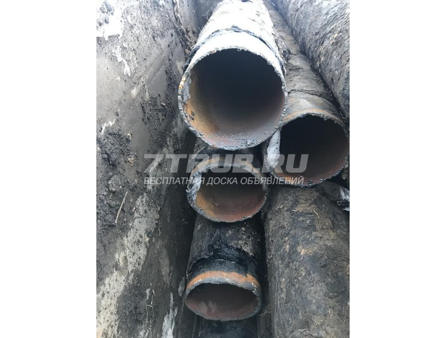 Труба б/у 219*5-6 мм