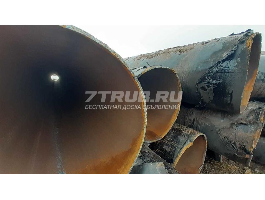 Продаю трубу б/у 530х8, 529х7-8