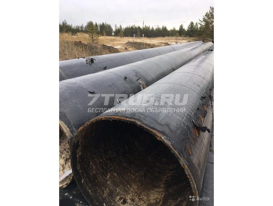 Труба б/у 530х8 чешка, нефть, под восстановление