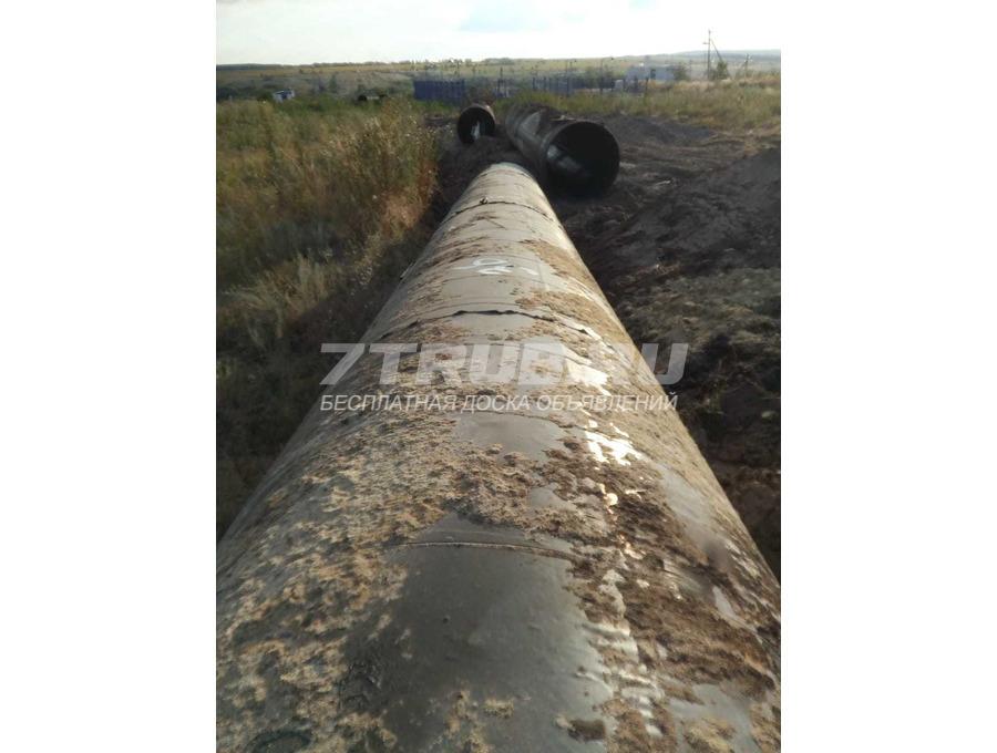 Продаю 1220*10,5-12 ММ П/Ш ТРУБА Б/У нефтянка