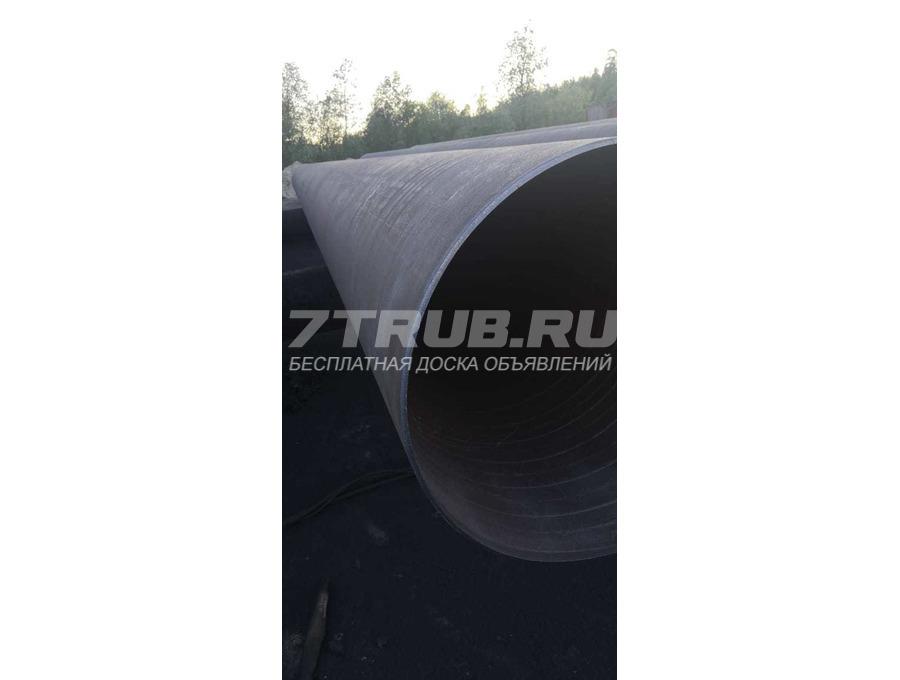 Труба БУ и восст 720х9,0-9,5-10,0мм