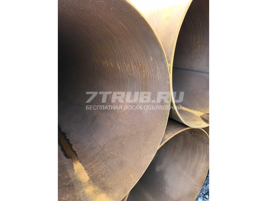 Продам трубу 820х11 п/ш восстановленная в большом объеме