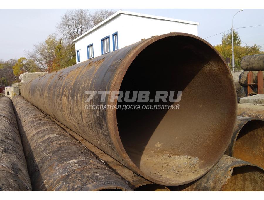 Труба лежалая 1020х22 в ВУС изоляции