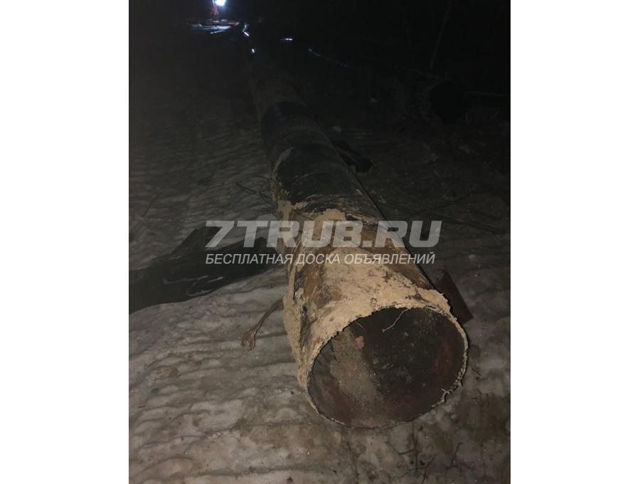 Труба БУ 426х6 п/ш нефть