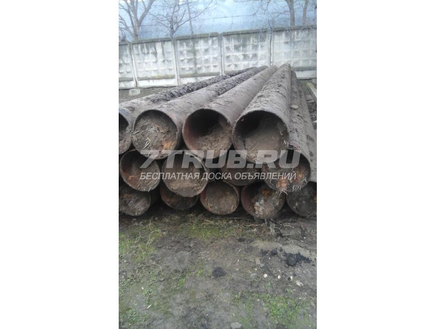 Продам трубу б/у 426*8, водянка, L 11-11,50