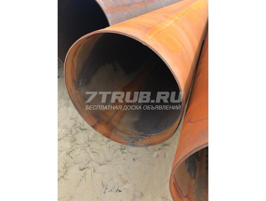 Труба 630х7-8