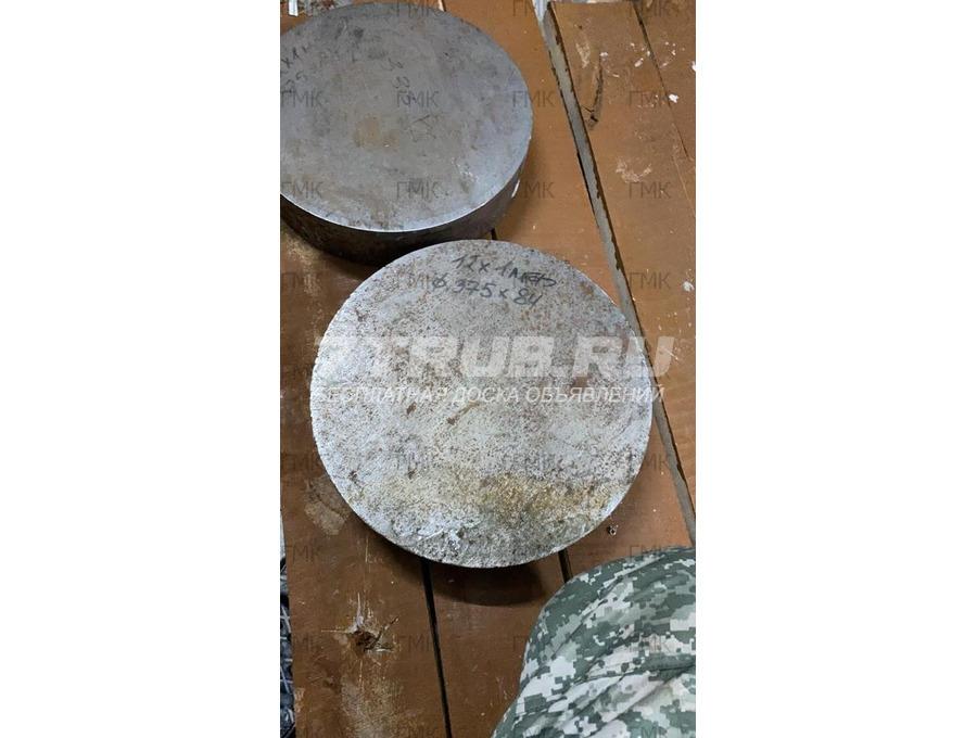 Поковка 375 мм * 84 мм 12Х1МФ ОСТ 108.030.113-87