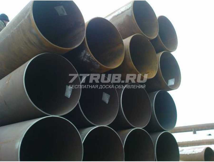 Продам стальные трубы, размеры 530 мм