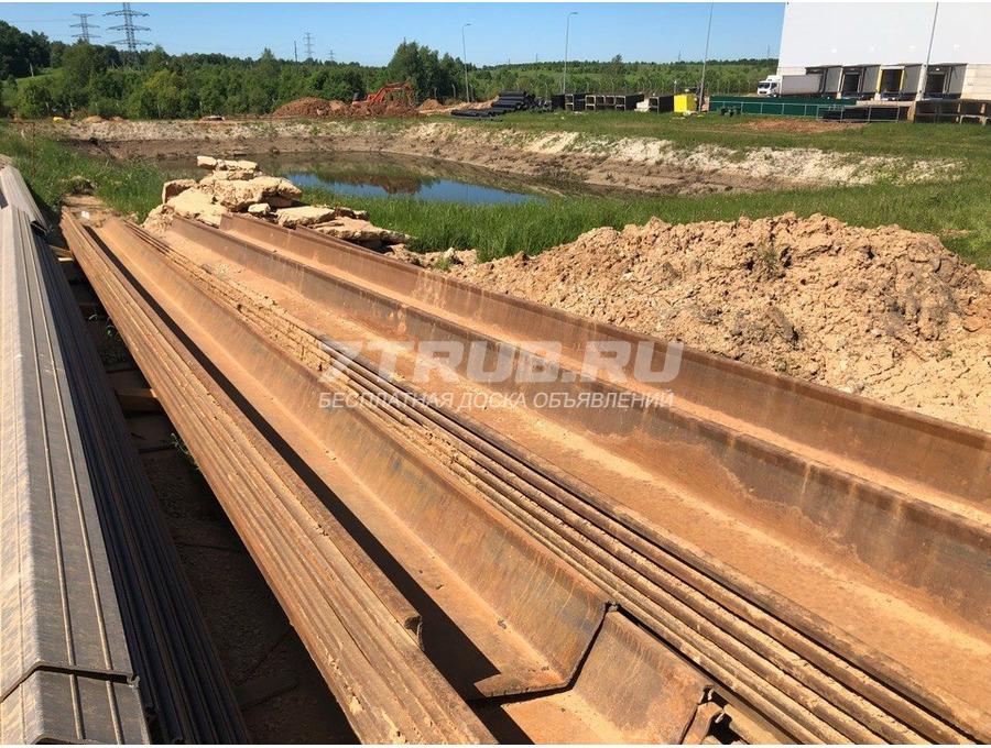 Продам Шпунт VL606A Московская область 32 тонны