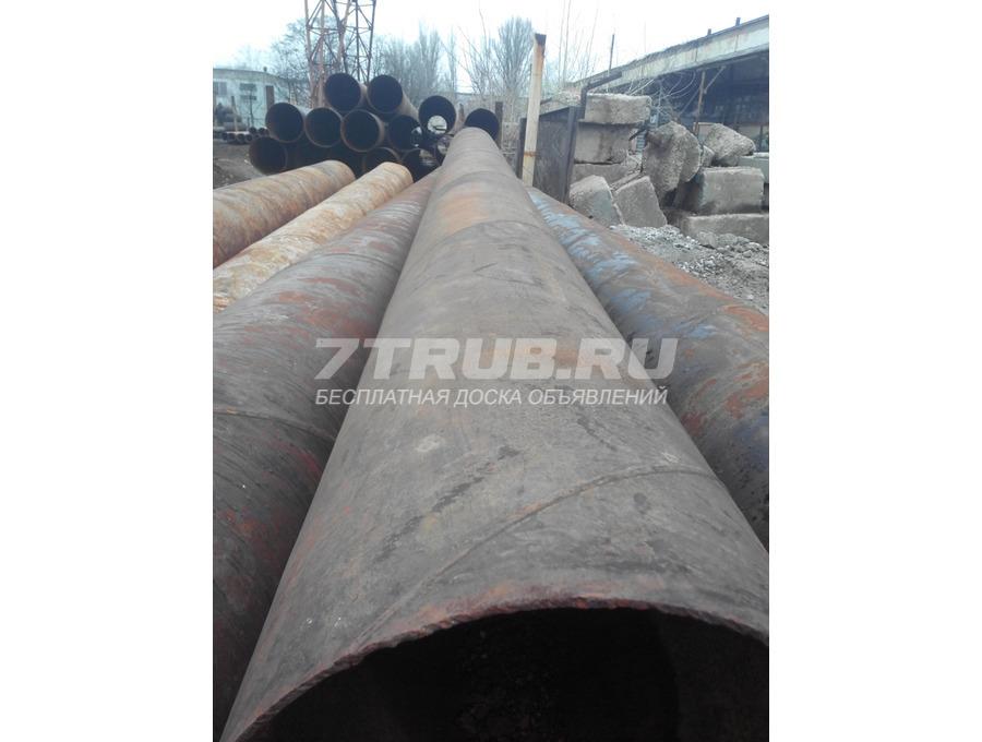 Продам трубы б/у 630х8 с/ш Новосибирск