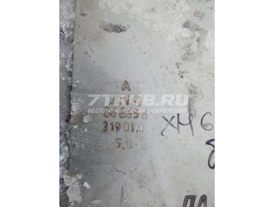 Продаем лист м/с хн65мв (эп567) 5х1000х2190.