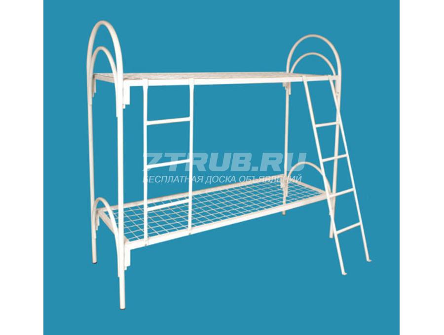 Пружинные кровати, Кровати металлические эконом класса, Кровати недорого