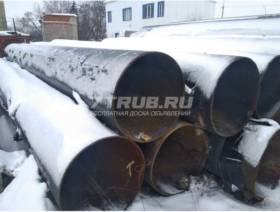 Труба б/у 1020х11 газ продажа в Новосибирске