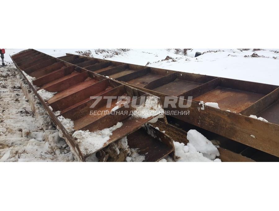 Мостовая балка МИК-П3, МИК – П3А